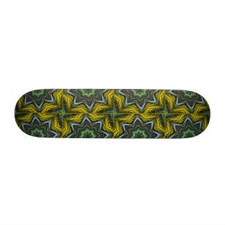 Seamless Pattern Skate Boards