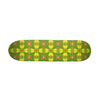 Seamless Pattern Skate Deck