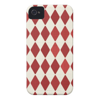 Seamless retro harlequin iphone 4 case