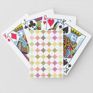 Seamless Retro Poker Deck