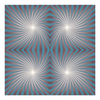 Seamless spiral photograph