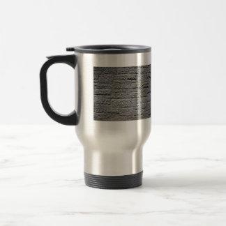 Seamless Stone Brick Wall Stainless Steel Travel Mug