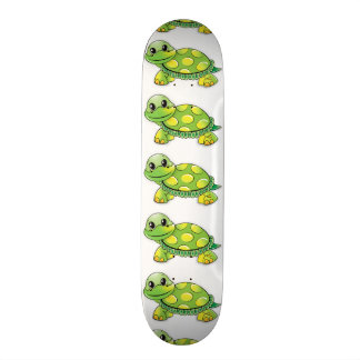 seamless, tile, background, abstract, pattern, sea 19.7 cm skateboard deck
