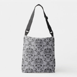 Seamless Vector abstract  Pattern Crossbody Bag
