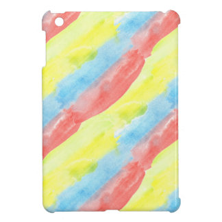 Seamless Watercolor Pattern by storeman iPad Mini Covers