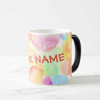 Seamless Watercolor Pattern by storeman Magic Mug