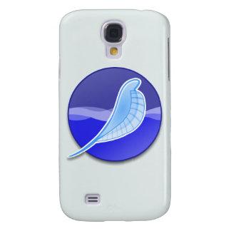 SeaMonkey Logo Galaxy S4 Covers