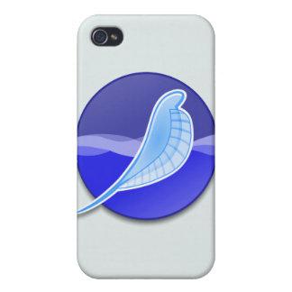 SeaMonkey Logo Cases For iPhone 4