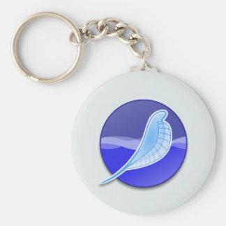 SeaMonkey Logo Keychains