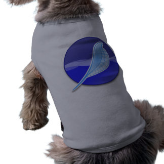 SeaMonkey Logo Sleeveless Dog Shirt