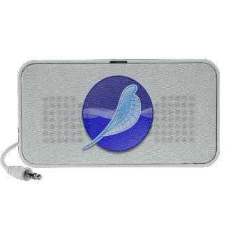SeaMonkey Logo Mp3 Speakers