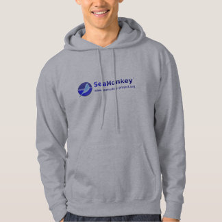 SeaMonkey Project - Horizontal Logo Hooded Pullovers
