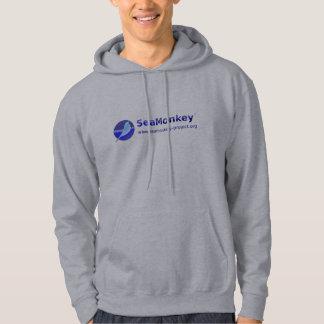 SeaMonkey Project - Horizontal Logo Hoodie