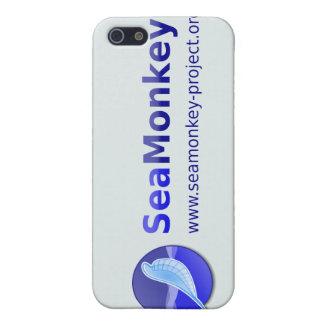 SeaMonkey Project - Horizontal Logo iPhone 5/5S Case
