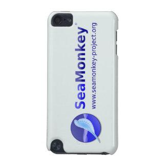 SeaMonkey Project - Horizontal Logo iPod Touch (5th Generation) Cover