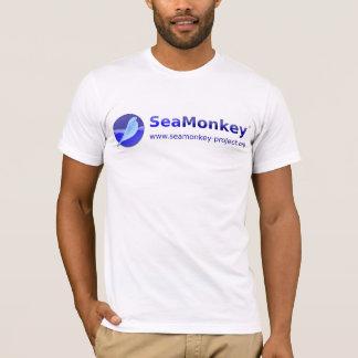 SeaMonkey Project - Horizontal Logo T-Shirt