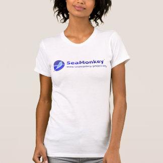 SeaMonkey Project - Horizontal Logo Tshirt
