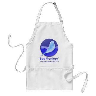 SeaMonkey Project - Vertical Logo Apron