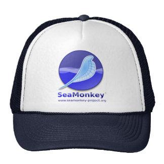 SeaMonkey Project - Vertical Logo Cap