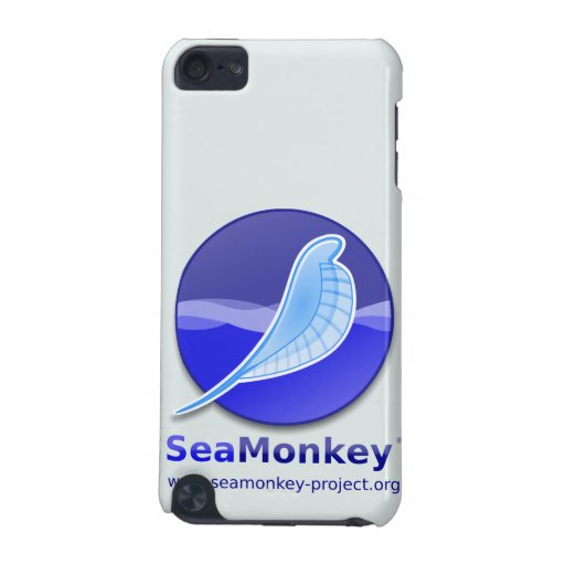 SeaMonkey Project - Vertical Logo iPod Touch (5th Generation) Cover