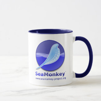 SeaMonkey Project - Vertical Logo Mug