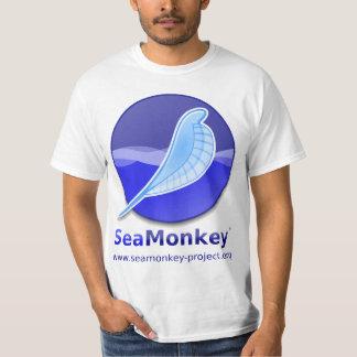 SeaMonkey Project - Vertical Logo T Shirt