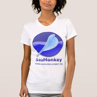 SeaMonkey Project - Vertical Logo Shirt