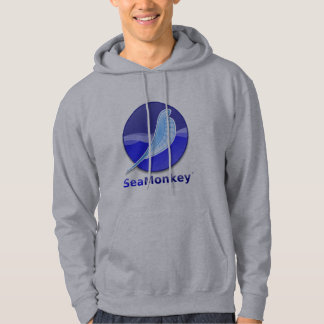 SeaMonkey Text Logo Hoodie