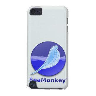 SeaMonkey Text Logo iPod Touch (5th Generation) Covers
