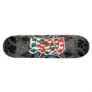 SEAN Tag 01 ~ Custom Graffiti Art Pro Skateboard