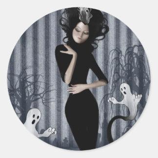 Seance Queen Sticker