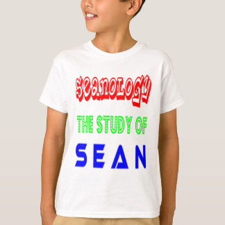 Seanology T-Shirt