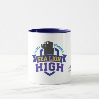 SeaParksMC Sea Lion High mug