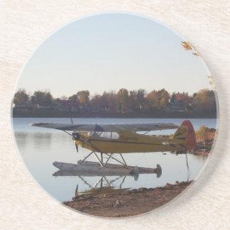 Seaplane by the Lake Coaster