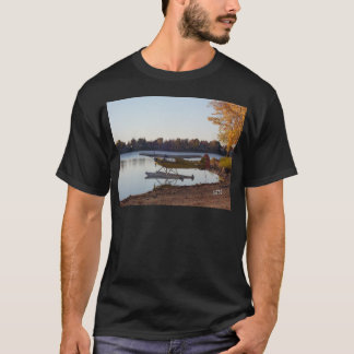 Seaplane by the Lake T-Shirt