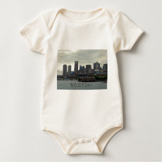 SEAPORT OF BOSTON HARBOR BABY BODYSUIT