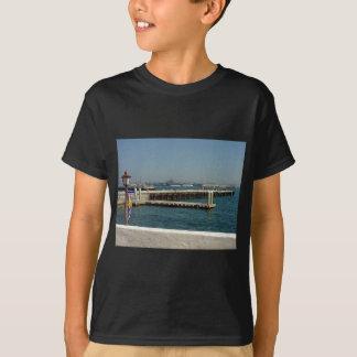 Seaport Village Aircraft Carriers Pier Water Bay D T-Shirt