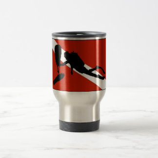 Search and Recovery Travel Mug