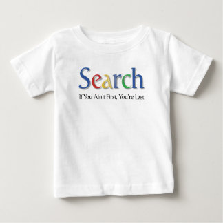 Search Baby T-Shirt