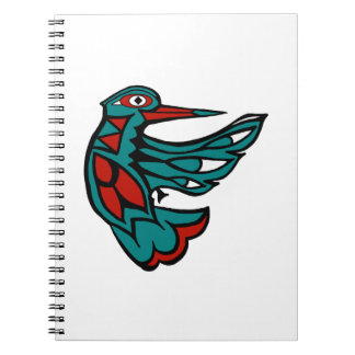 SEARCH FOR NECTAR SPIRAL NOTEBOOK