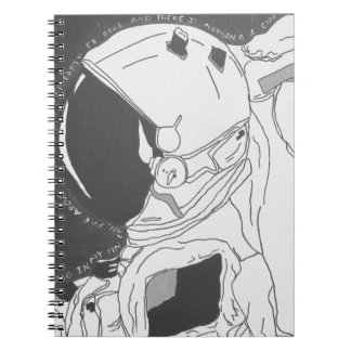 Search for the Milky Way Spiral Notebook