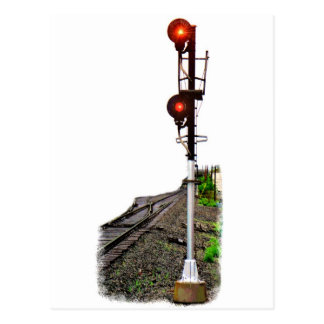 Searchlight Signal Postcard