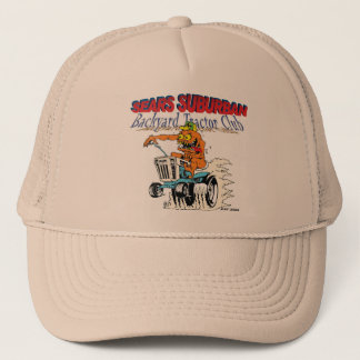Sears Suburban Backyard Tractor Club Hat