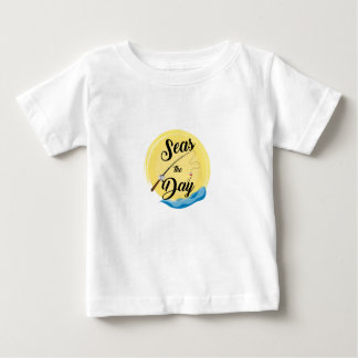 Seas The Day Baby T-Shirt