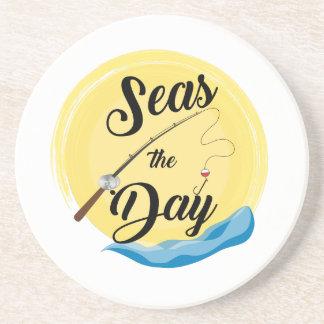 Seas The Day Coaster