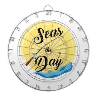 Seas The Day Dartboard