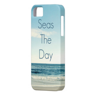 SEAS THE DAY OCEAN PHOTO DESIGN iPhone 5 CASE