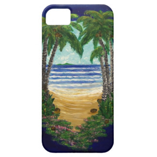 seascape2-36x24-2017 barely there iPhone 5 case