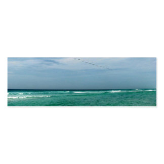 Seascape and Sky Business Cards