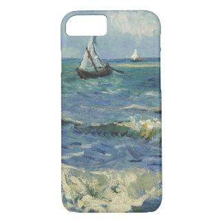 Seascape at Saintes Maries by Vincent van Gogh iPhone 8/7 Case
